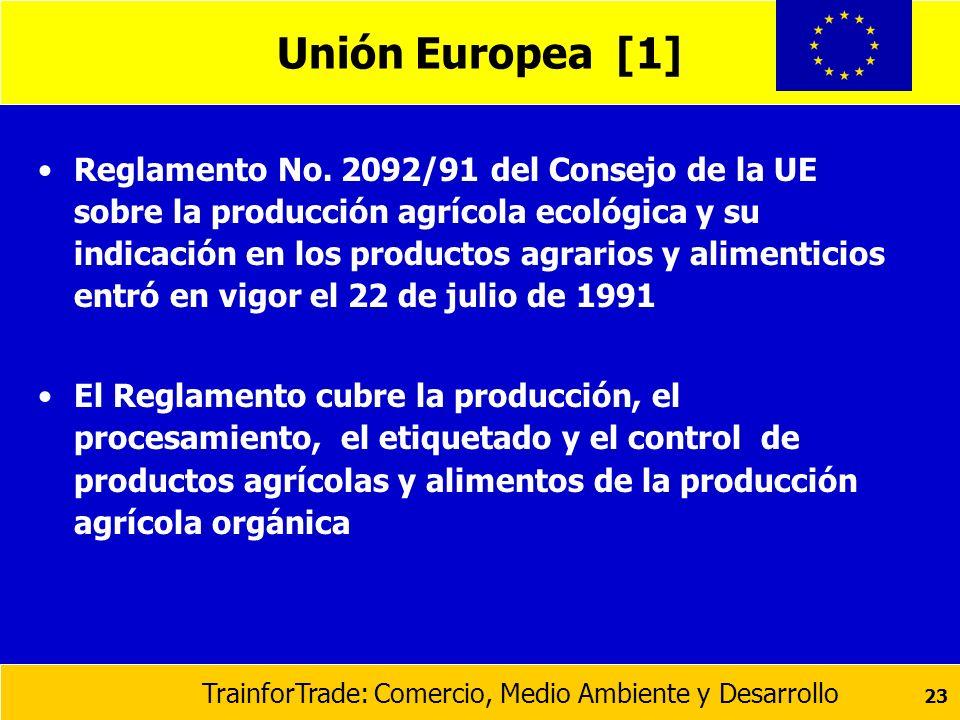 Unión Europea [1]